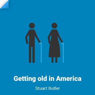 Stuart Butler: Getting old in America